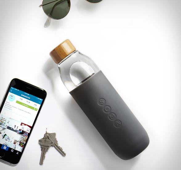 bouteille verre design