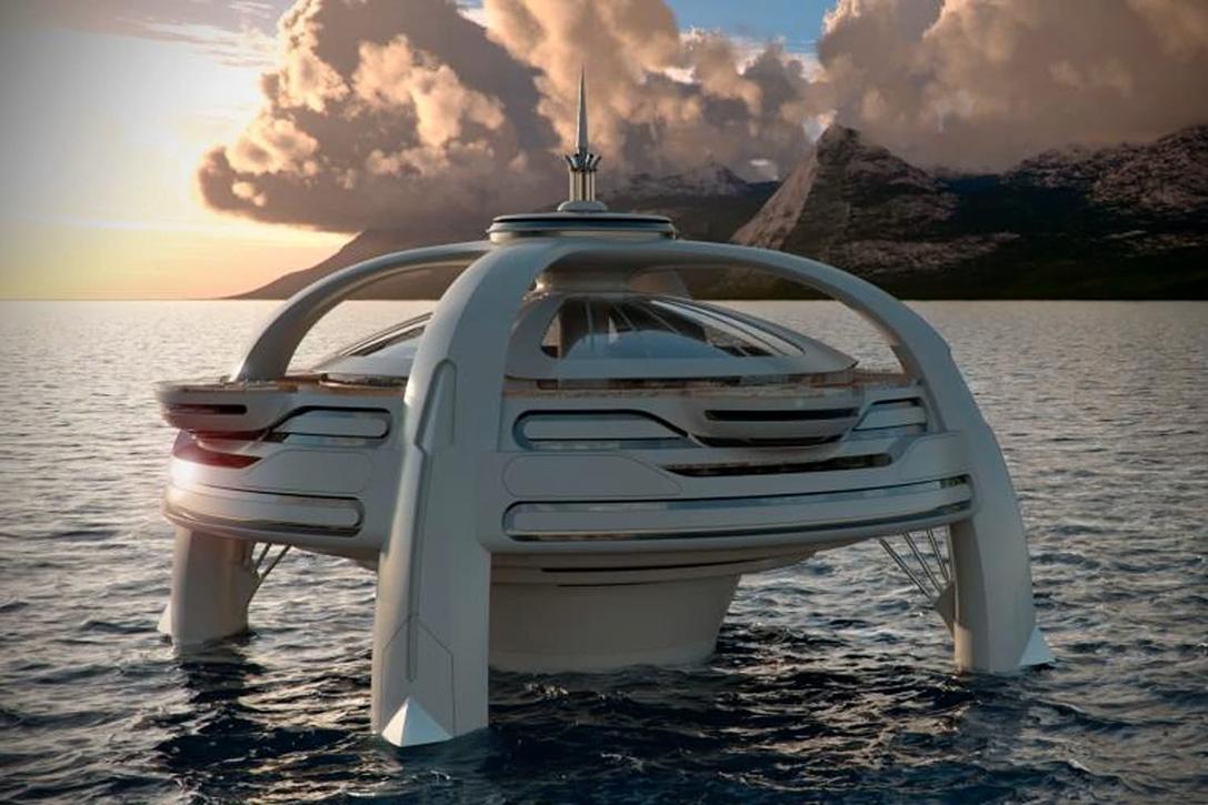 Yacht-ile