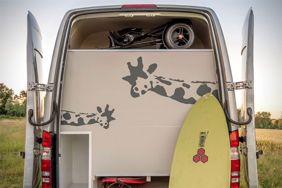 campingcar amenage arkko. Black Bedroom Furniture Sets. Home Design Ideas