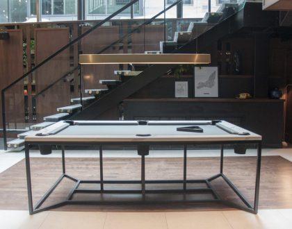 table billard minimaliste