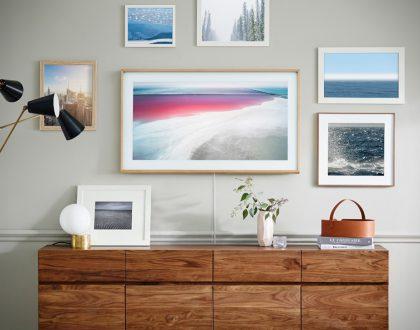 The-Frame-TV-Samsung