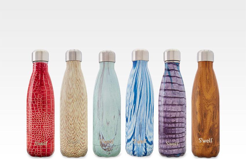 7 magnifiques bouteilles isothermes design moins de 30. Black Bedroom Furniture Sets. Home Design Ideas