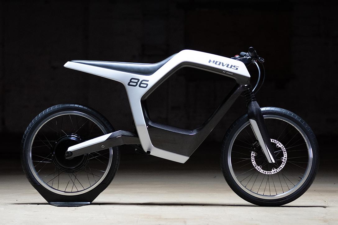 Novus-moto-electrique