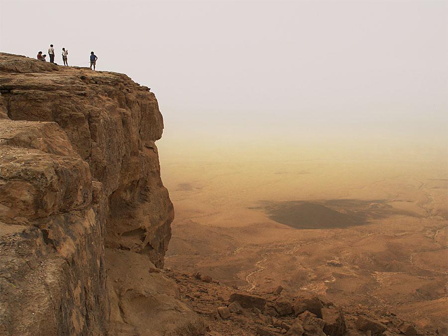 Ramon-Crater-israel