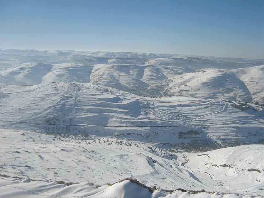plateau-golan